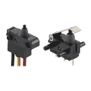 toggle switch / single-pole / industrial / for automotive applications