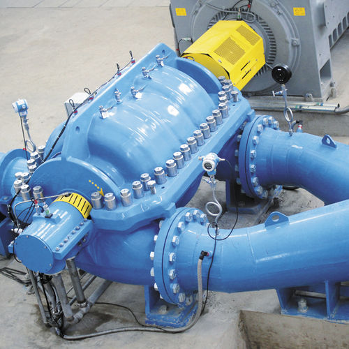 clear water pump / electric / centrifugal / industrial