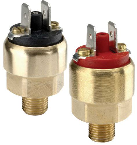 mechanical pressure and vacuum switch