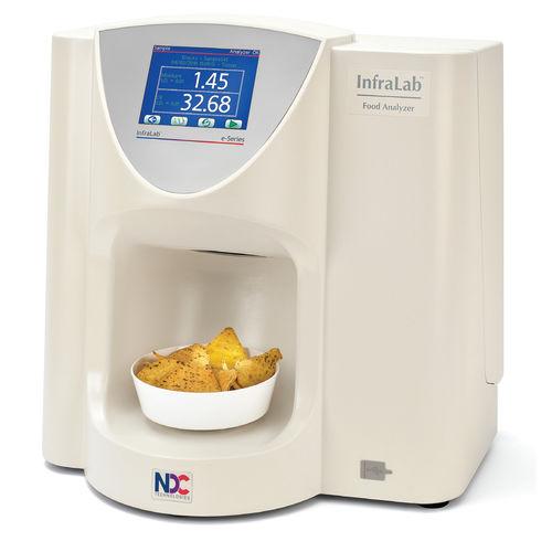 food analyzer / protein / moisture / benchtop