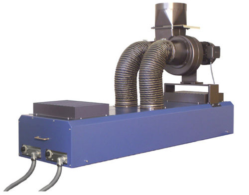 UV curing system / for coating