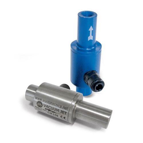 Venturi vacuum pump / single-stage / high-flow / air compressor