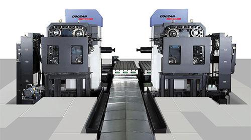 NC boring machine