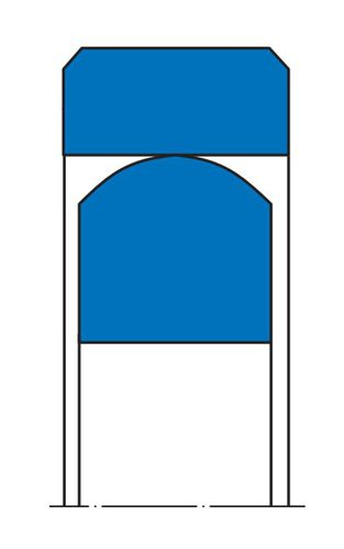 O-ring seal / elastomer / piston