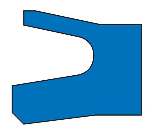 O-ring seal / U-shaped / piston / pneumatic