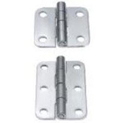 metal hinge / corner / screw-in