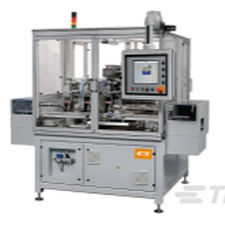 electric press / forming / bench-top / for press-fit pin connector applications