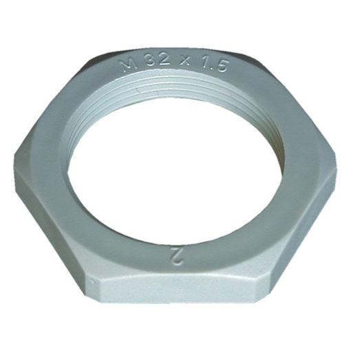hexagonal locknut / nylon