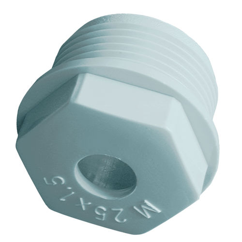 polyethylene cable grommet / open