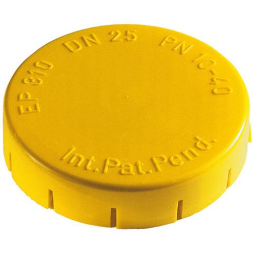 round plug / female / low-density polyethylene (LDPE) / protection