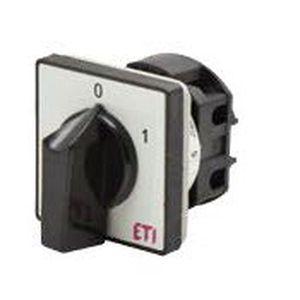 rotary switch / cam / single-pole / 2-pole