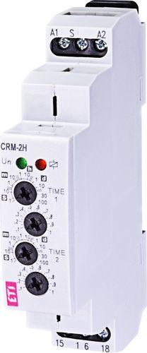digital timer / multi-function / DIN rail / asymmetrical