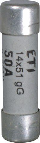 cylindrical fuse-link / Class gG / 14x51 / low-voltage