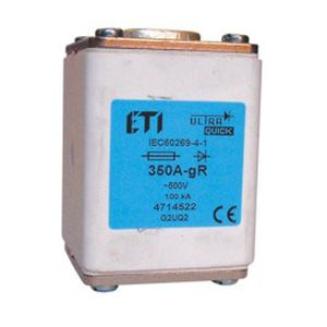 NH fuse / Class gR / for semiconductors