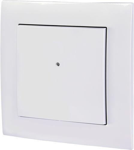 rocker switch / single-pole / wireless / RF