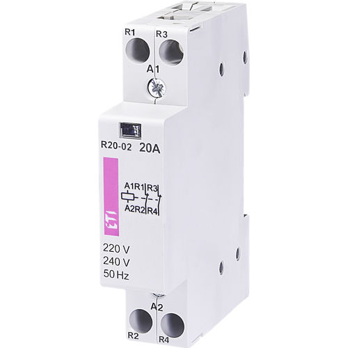 three-phase contactor / single-pole / multipole / single-phase