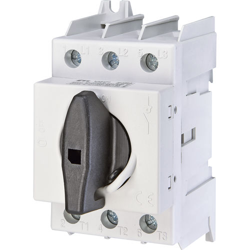 rotary disconnect switch / AC / DIN rail / modular