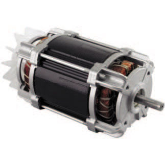 4-pole motor / single-phase / asynchronous / 110 V
