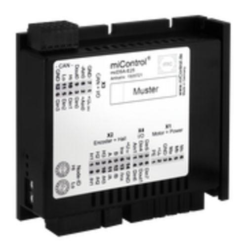 4-quadrant motor controller / DC / EC / linear array