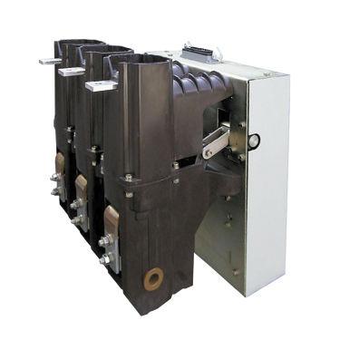 vacuum circuit breaker / motorized / indoor