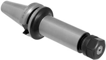 BT collet chuck / Morse taper / drilling / for CNC machines