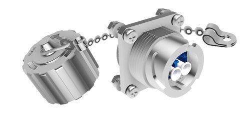 optical connector / data / fiber optic duplex / fiber optic