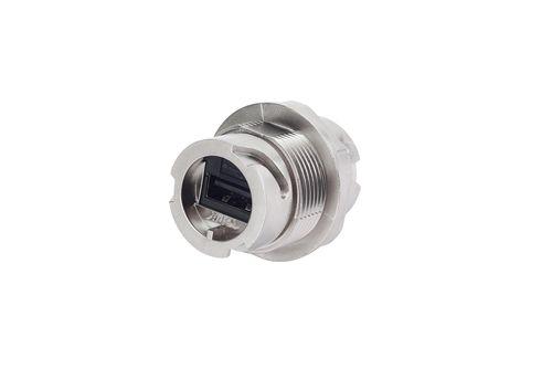 USB connector / PCB / bayonet / plastic