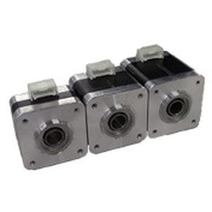 DC motor / hybrid stepper / hollow-shaft / small