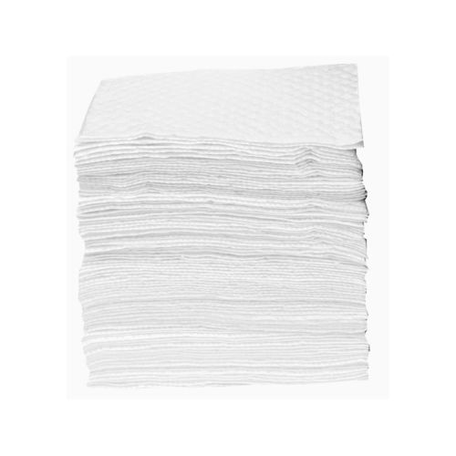 pad absorbent / oil / for petroleum-based products / water