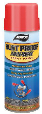 rust-proof paint / spray / enamel / for marking
