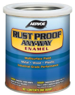 rust-proof paint / liquid / enamel / for marking