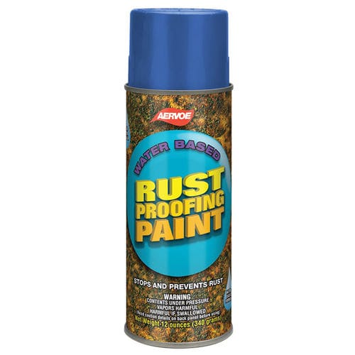 corrosion protection paint / spray / metal