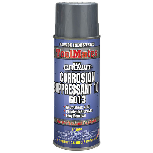corrosion protection spray / multi-use / for metal / silicone