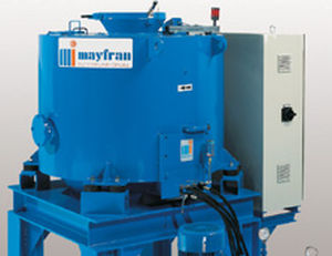 centrifugal dewatering system / cuttings / cooler