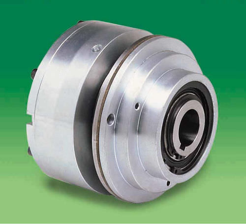 disc clutch / pneumatic / spring