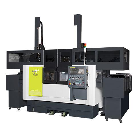 CNC lathe / 3-axis
