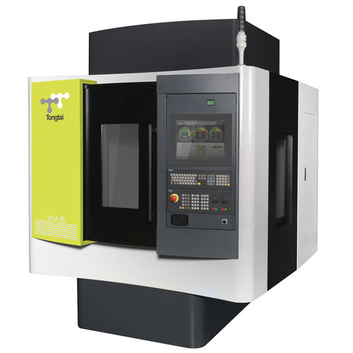 ultrasonic CNC machining center / 3-axis / vertical / high-speed