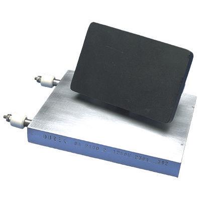aluminum plate heater