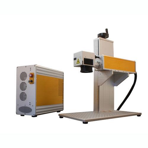 pulsed fiber laser marking system - Rocklin Manufacturing