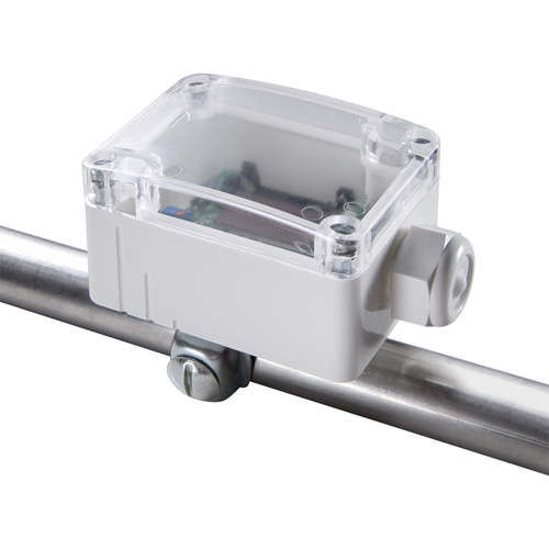 clamp-on temperature sensor / wireless / IP65 / for pipes