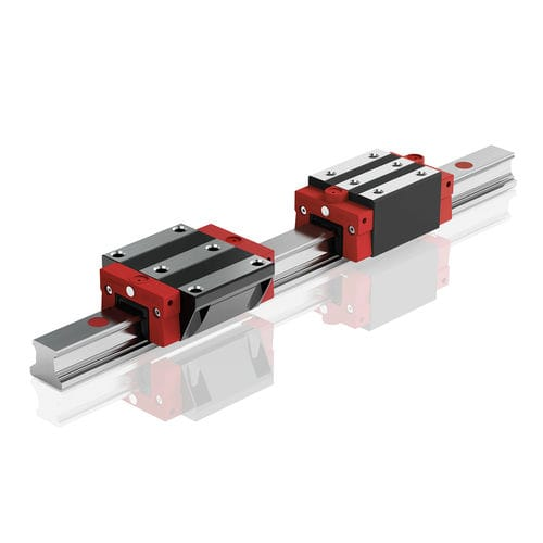 profiled guideway linear guide - SCHNEEBERGER AG Linear Technology