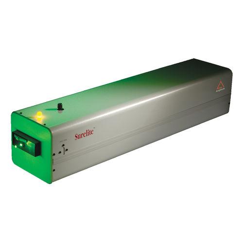 nanosecond laser