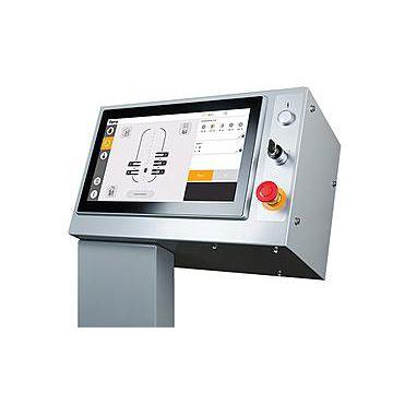powder coating system control unit