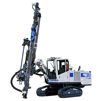 multi-function drilling rig / crawler / rotary / construction