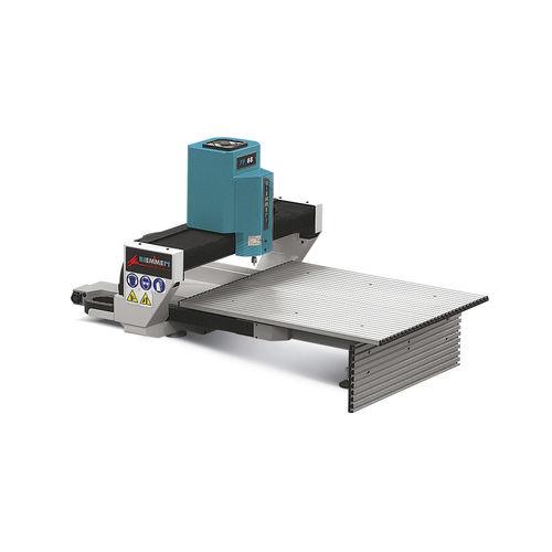 mechanical engraving machine / for metal / for plastics