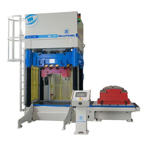 oleodynamic press / die-spotting / test / tryout