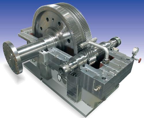 parallel-shaft gear reducer-multiplier / power generation