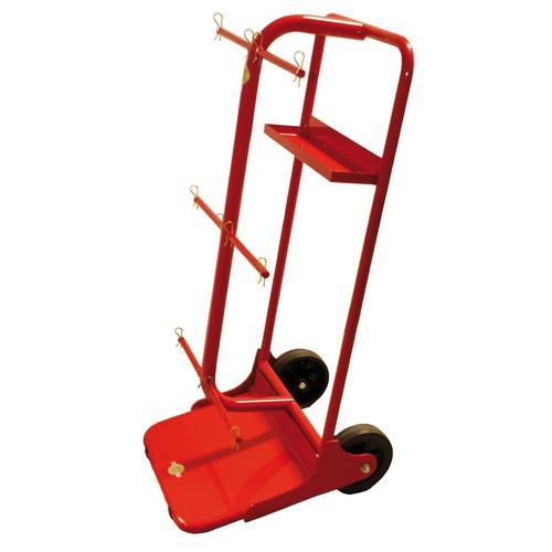 handling cart / steel / reel holder