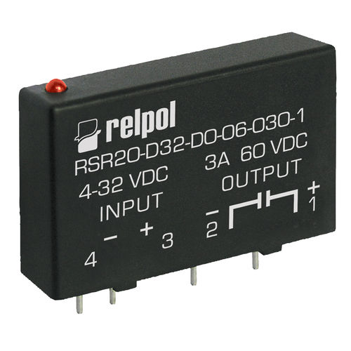 60VDC solid state relay