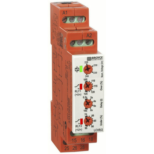 over-voltage monitoring relay